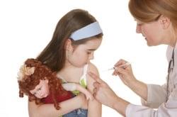 623 vaksine barn