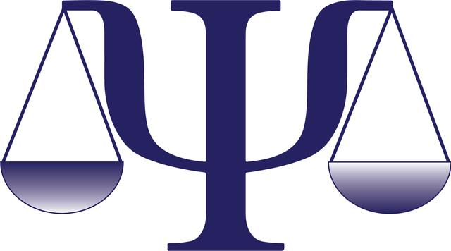 640px Symbol for Psychology Law Blue