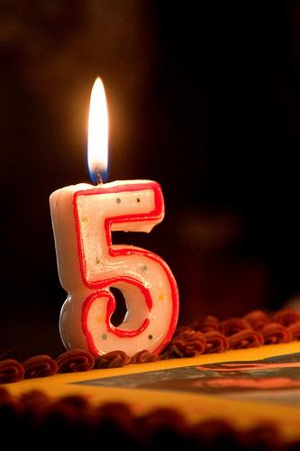 Birthday Five