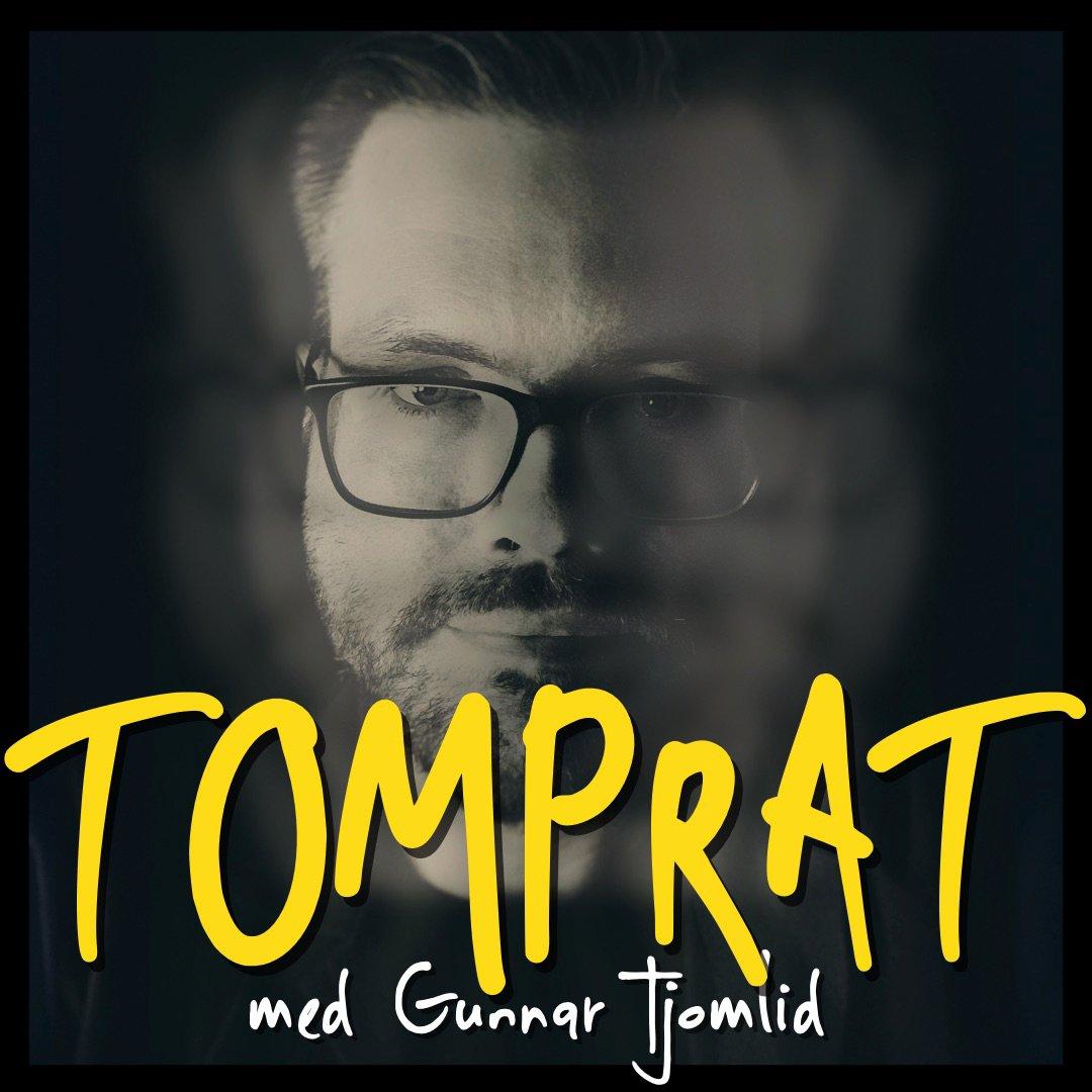 Tomprat med Gunnar Tjomlid