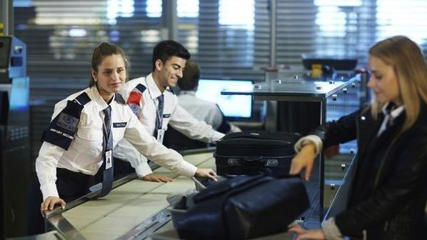 Nokas Aviation Sikkerhetskontrollen 2