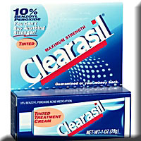 Clearasil Tinted Cream Enlarge