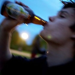 Drikking