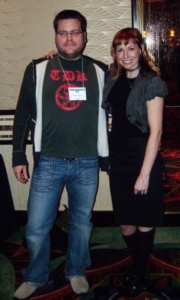 Kari Byron og meg