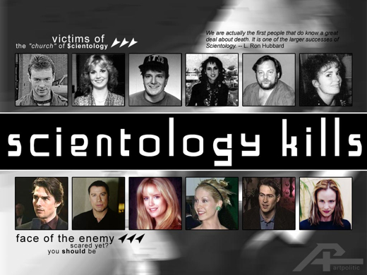 Scientology kills